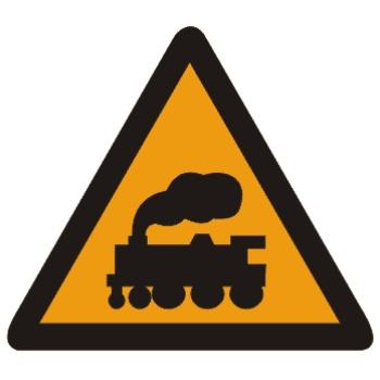 无人看守铁路道口
